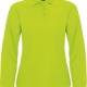 6636_tricou_polo_estrella_long_sleeve_woman_lime_green